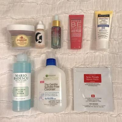 4. Skincare yang Mengandung Retinol