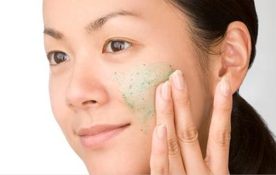 6. Facial Scrub