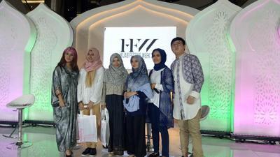 #EVENT Intip Keseruan Beautynesia di Pagelaran Hijab Festive Week 2018!