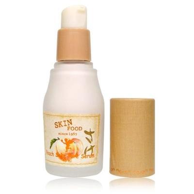 4. Skinfood Peach Sake Serum