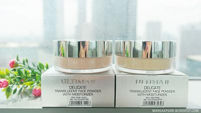 #NEWS Ultima II Delicate Face Powder, Bedak Translucent yang Mampu Buat Wajah Natural