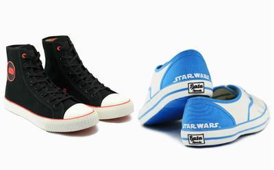 #NEWS Kamu Pecinta Star Wars? Intip Koleksi Sneakers Star Wars Terbaru Ini, Yuk!