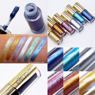 #NEWS Produk Eyelights Waterproof Eyeshadow dari BH Cosmetics yang Patut Kamu Coba!