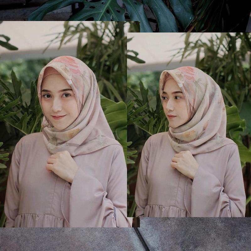 Jangan Panik! Ini Dia Trik Memakai Hijab Saat Sedang Buru-buru!