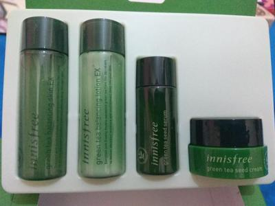 [FORUM] Urutan dan waktu yg tepat pengguna innisfree green tea special EX