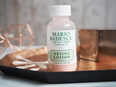 #NEWS Review Mario Badescu Drying Lotion, Lotion Jerawat Populer Favorit Selebriti