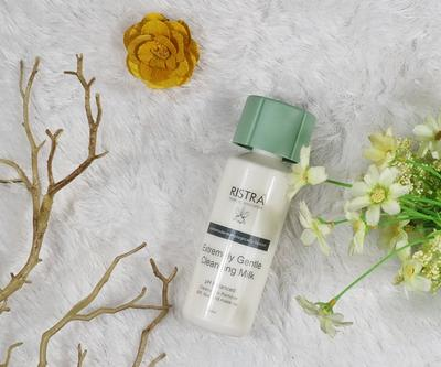#NEWS Inilah Review Mengenai Cleansing Milk Legendaris, Ristra Extremely Gentle Cleansing Milk!