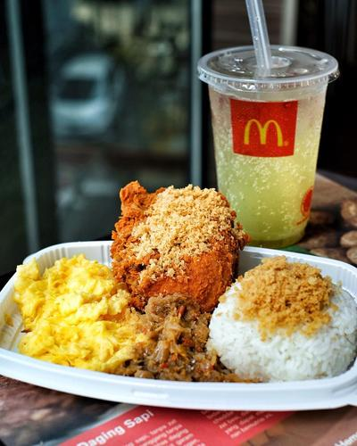 #NEWS Review Ayam Kremes Sambal Matah McD, Menu Ayam dengan Cita Rasa Lokal Terbaru dari McD!