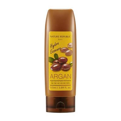 #NEWS Nature Republic Argan Hydro Hair Essence, Perawatan Untuk Rambut Selembut Sutera