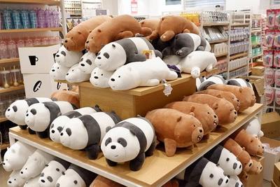#NEWS Imutnya Trio Beruang Menggemaskan di Koleksi Miniso X We Bare Bears