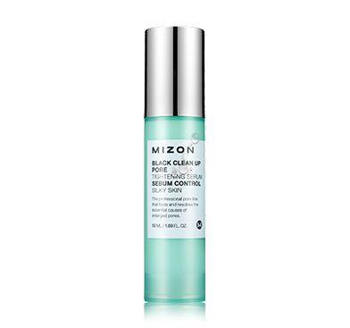 1. Mizon Black Clean Up Pore Tightening Serum