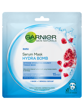 Garnier Serum Mask Hydra Bomb Pomegranate
