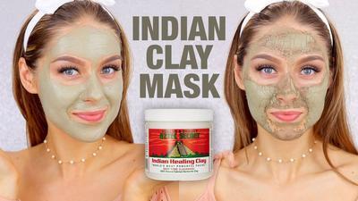 #NEWS Detox Wajah dan Hilangkan Zat Mercuri dengan Masker Aztec Indian Healing Clay