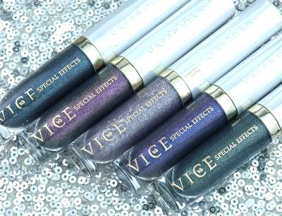 #NEWS Urban Decay Vice Special Effect Lip Topcoat: Lip Topper dengan Glitter yang Super Keren