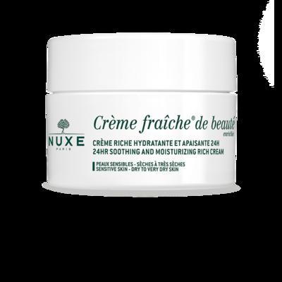 Dry Skin Moisturizer Crème Fraiche