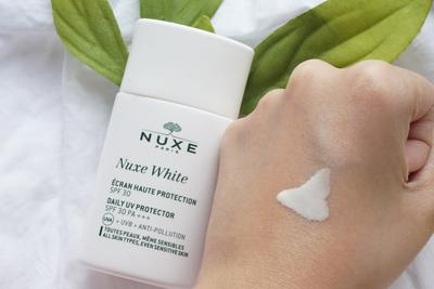 Daily UV Protector SPF30 PA+++ NUXE White