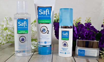 #NEWS Review Tasya Farasya Seputar Produk Skin Care Halal Asal Malaysia, Safi