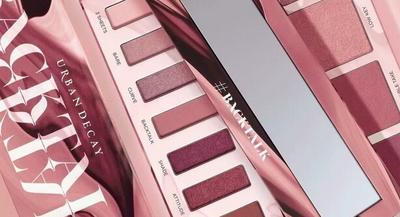 Intip Manisnya Nuansa Pink dari Urban Decay Blacktalk Eyeshadow Palette
