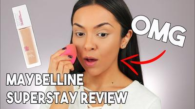 #NEWS Ladies, Inilah Review dari Maybelline SuperStay Full Coverage Foundation!