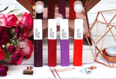 #NEWS Siap-siap Naksir Berat, Inilah Review Maybelline Superstay Matte Ink , Ladies!