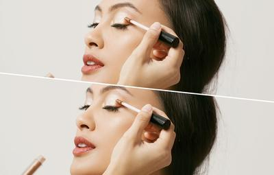 Sebelum Membeli, Yuk Simak Review Rollover Reaction Glazed! Liquid Eye Tint, Ladies!