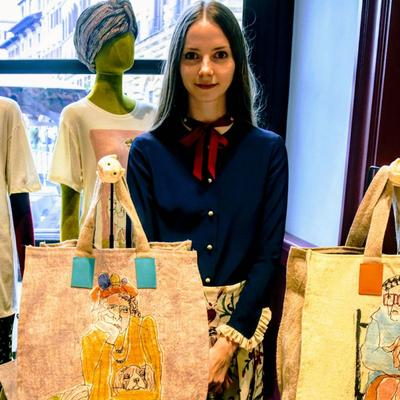 #NEWS Gucci Garden Gaet Isabella Cotier Luncurkan Capsule Collection yang Kekinian!