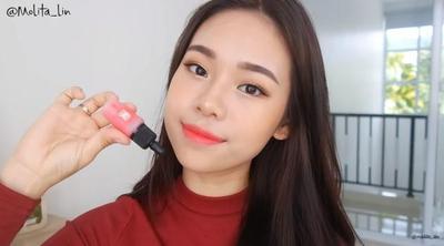 #NEWS Review Peripera Ink The Airy Velvet Lip Tint, Lip Tint yang Bikin Bibir Kamu Secantik Bunga yang Sedang Bersemi!