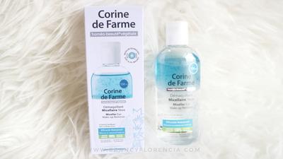 Review Corine De Farme Micellar Eye Makeup Remover! Yuk, Simak Sebelum Beli!