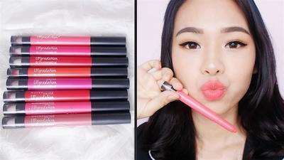 #NEWS Review Maybelline Color Sensational Lip Gradation, Ciptakan Hasil Sesuai Keinginanmu