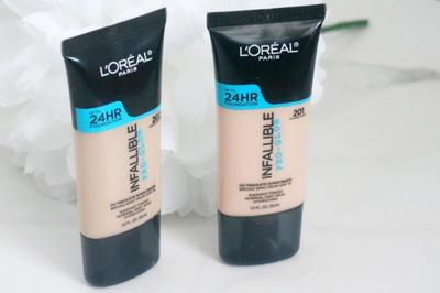 #NEWS Jadi Foundation Drugstore  Terbaik, Ini Review L'Oréal Paris Infallible Pro Glow Foundation