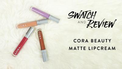Review Lip Cream Cora Beauty, Produk Multifungsi yang Super Nyaman Digunakan!