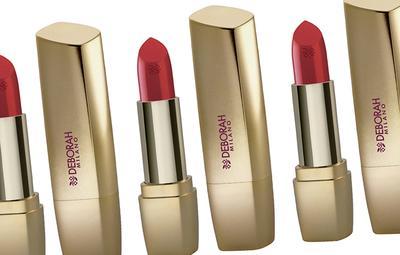 Review Lipstik dan Eyeshadow dari Merek Asal Perancis, Deborah Milano