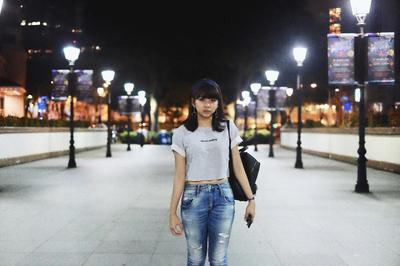 Ini Dia Beberapa Inspirasi Fashion Korea Ala Ghea Indonesian Idol 2018!