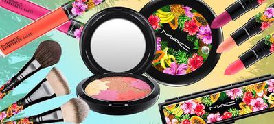 MAC Fruity Juicy, Rangkaian Makeup dengan Nuansa Musim Panas