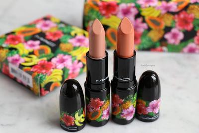 lipstik Fruity Juicy Collection