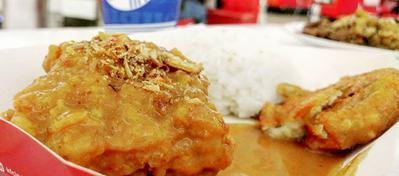 #NEWS Menu KFC Combo Kareem Ayam dengan Saus Padang, Enak! Enggak Ya?