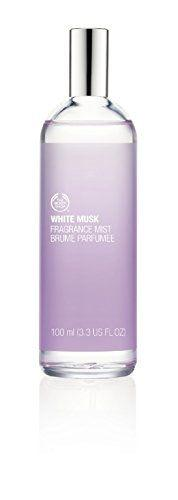3. The Body Shop New White Musk Frag Body Mist