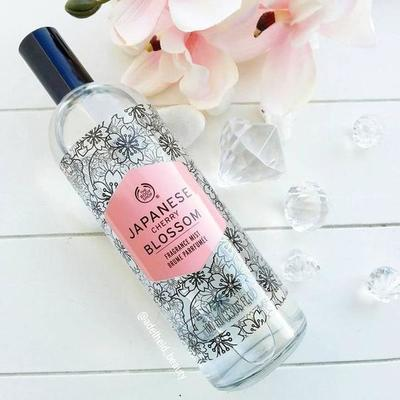 4. The Body Shop Japanese Cherry Blossom Mist