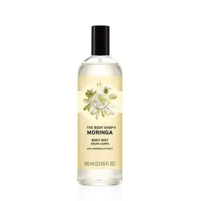 6. The Body Shop Moringa Body Mist