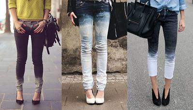 Daripada Dibuang, Mending Bikin Celana Jeans Belel Kamu Jadi Kaya Gini yuk!