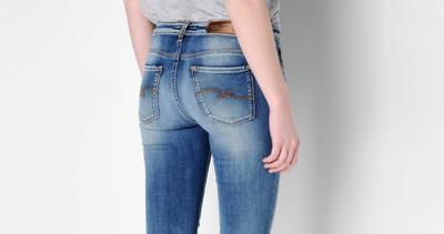 [FORUM] Jeans aku warnanya memudar karena sering dicuci..hiks