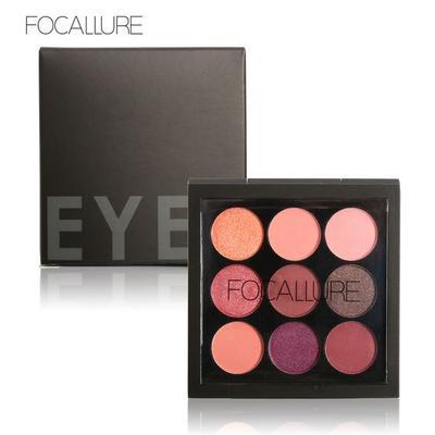 Focallure 9 Colors Eyeshadow Pallete Hanya 80 Ribuan Lho!