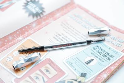 Review Benefit  Cosmetics Goof Proof Brow Pencil, Pensil Alis yang Tahan Lama!