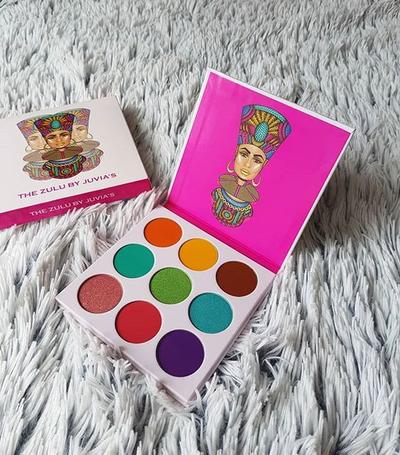 Yuk Bikin Cut Crease Cantik dengan Juvia's The Zulu Palette!