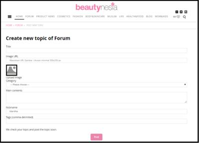 [GIVEAWAY ALERT] Dapat 50 Likes di Forum Comment Beautynesia, Bisa Dapat Hadiah Langsung!