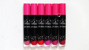 #FORUM Pixy Lip Cream Warna Yang Tahan Lama?