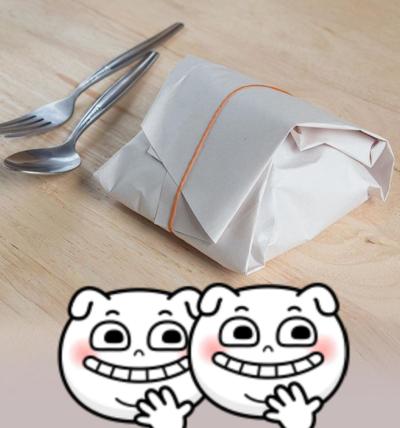 #FORUM Wah ternyata pembungkus makanan berbahaya