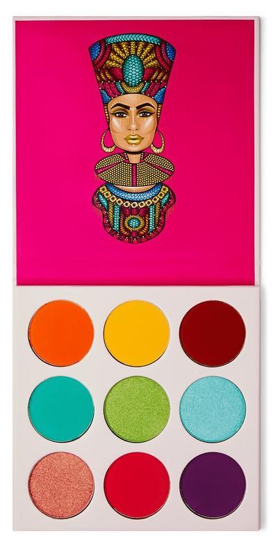 Untuk Kamu Pecinta Bold Eyeshadow, Coba Gunakan The Zulu Eyeshadow Palette by Juvia's Place