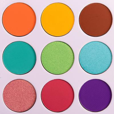 This is An Enough Pan Eyeshadow for You!