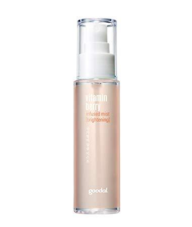 Review Goddal Vitamin Berry Brightening Mist! Apakah Worht To Buy?